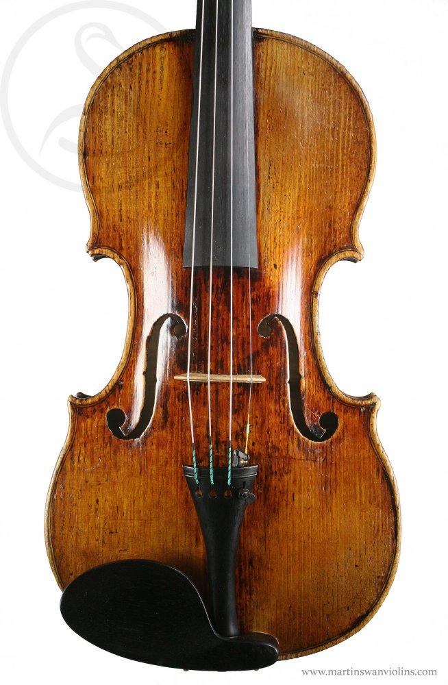 Strnad violin