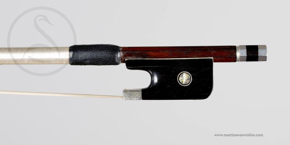 Bausch Cello Bow, Markneukirchen circa 1920