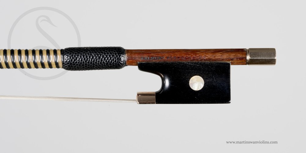 Nürnberger Violin Bow, Markneukirchen circa 1930