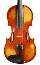 Charles François Gand (Père) Violin front photo