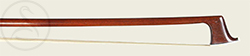 Nicolas Maire Violin Bow head photo