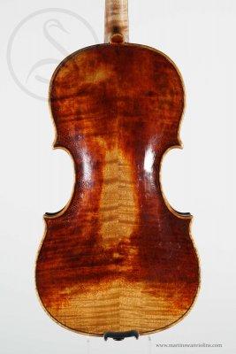 Michael Albani Violin, Bolzano circa 1720
