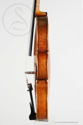 Angelo Soliani Violin, Modena circa 1800