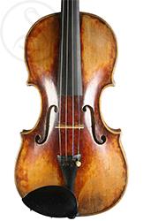 Michael Albani Violin front photo