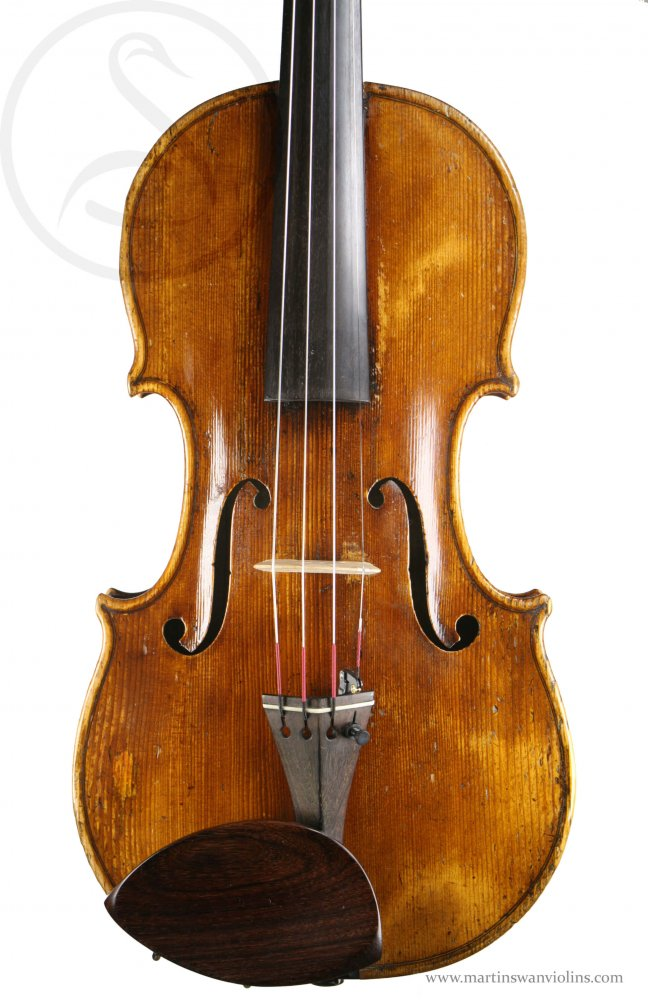 Betts violin