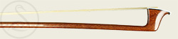 Jean Pierre Marie Persoit Violin Bow tip photo