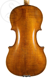 Roze Viola, Orléans 1758 back photo