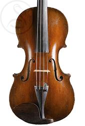 Roze Viola, Orléans 1758 front photo