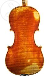Jean-François Aldric Violin back photo