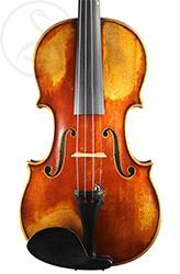 Jean-François Aldric Violin front photo