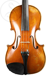 Giovanni Schwarz Small Viola front photo