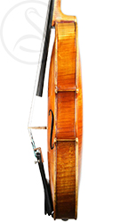 Giovanni Schwarz Small Viola side photo