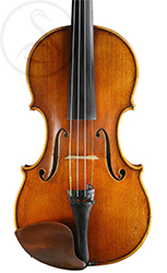 Karel Vávra Violin front photo