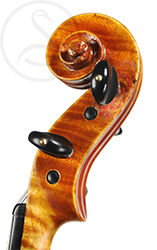 Karel Vávra Violin retouch