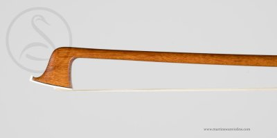 James Tubbs/WE Hill Violin Bow, London circa 1880