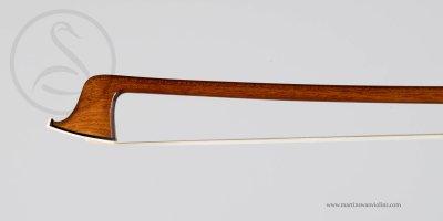 James Tubbs Violin Bow, London circa 1870