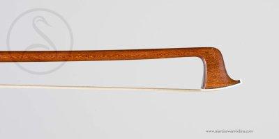 Auguste Barbé Violin Bow, Paris circa 1890
