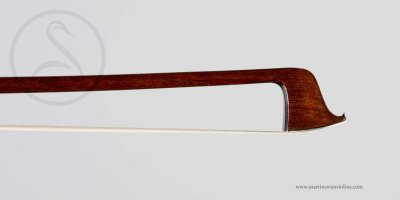 James Tubbs Violin Bow, London circa 1890