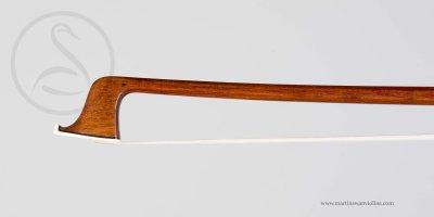 Hermann Prell Violin Bow, Markneukirchen circa 1910