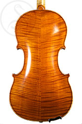 Collin-Mézin Violin labelled Giacomelli back photo