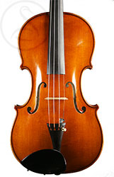 Collin-Mézin Violin labelled Giacomelli front photo