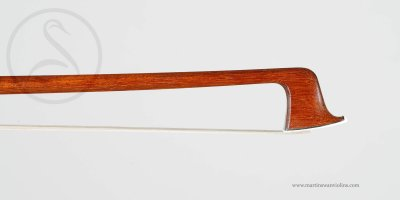 Emile Auguste Ouchard Viola Bow, New York circa 1950