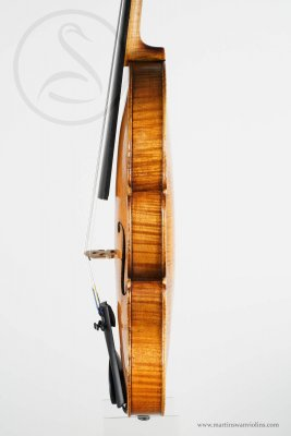Nicolaus Georg Skomal Violin, Graz 1804