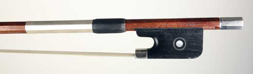 Emile Auguste Ouchard Viola Bow base photo