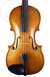 Nicolaus Georg Skomal Violin front photo