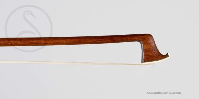 Étienne Pajeot Violin Bow, Mirecourt circa 1825