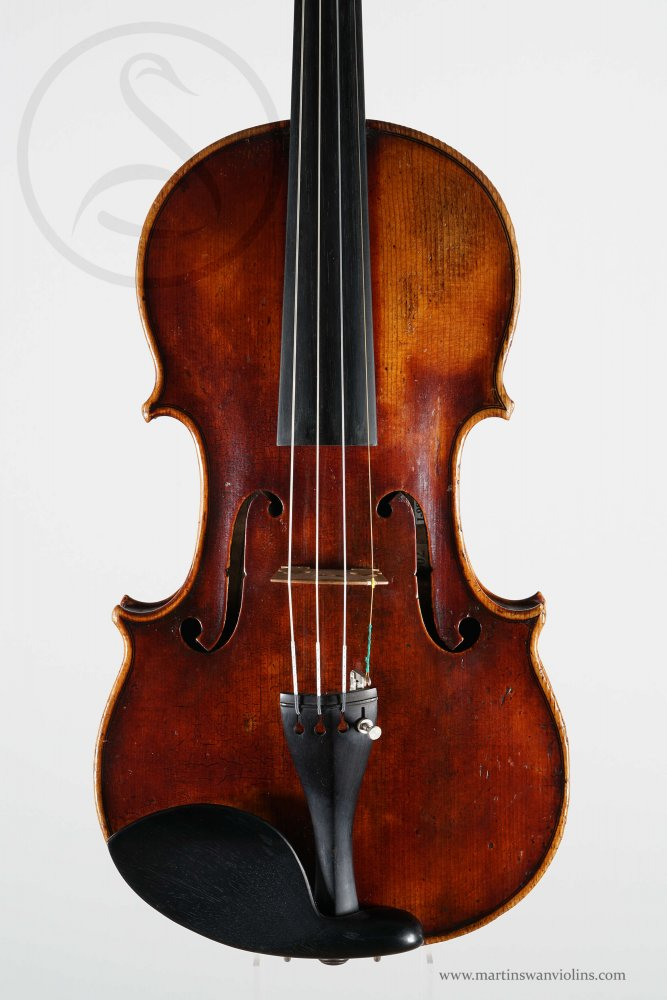 Georges Chanot Violin, Paris circa 1830