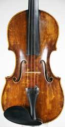 Joannes Havelka Violin front photo