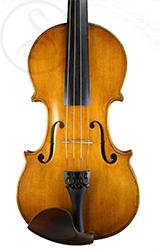 Friedrich Lohmann Violin front photo