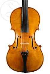 Karel Pilar Violin front photo