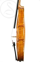 Karel Pilar Violin side photo
