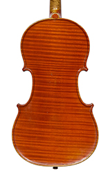 Charles Adolphe Gand Violin back photo