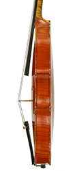 Charles Adolphe Gand Violin side photo
