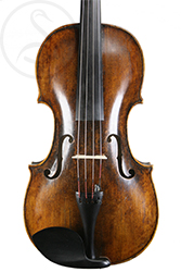 Johann Scheverle Viola front photo
