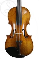 Antonio Gragnani Violin front photo