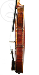 Georges Chanot Violin side photo