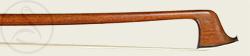 A Markneukirchen Violin Bow, Tubbs Copy head photo