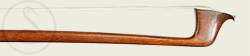 A Markneukirchen Violin Bow, Tubbs Copy tip photo