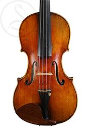 Jacob Fendt Violin front photo