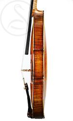 Jacob Fendt Violin side photo