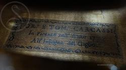 Lorenzo & Tomasso Carcassi label