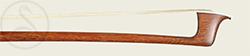 A German Violin Bow tip photo