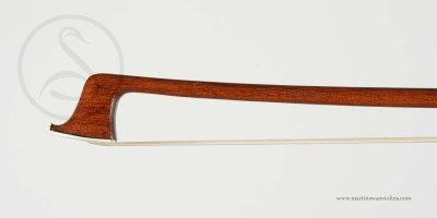 CA Bazin Violin Bow, Mirecourt circa 1960