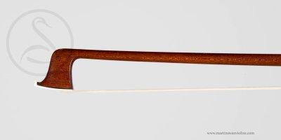 HR Pfretzschner Violin Bow, Markneukirchen circa 1890