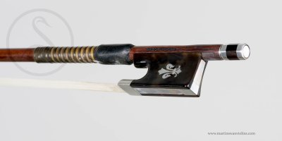 WE Hill & Son Violin Bow, London 1939