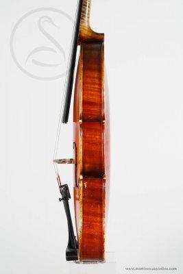 Jerome Thibouville-Lamy Violin, Mirecourt 1905